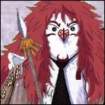 Calgara as Hattori by SerumX