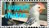 I support chicken stamp