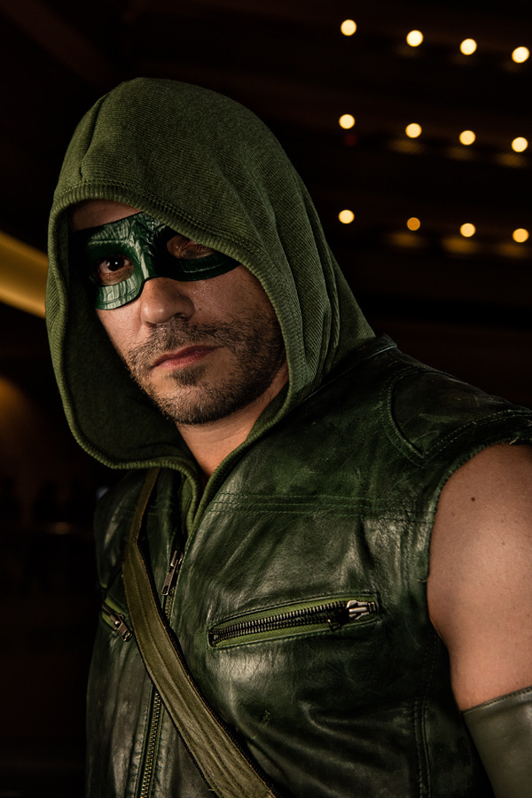 Green Arrow by wickley