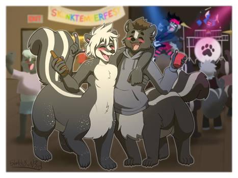 Skunktemberfest by 5h4d0wn3rd