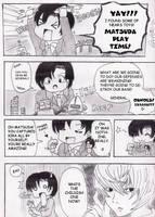 Death Note: Matsuda Play Tiem by PurpleGel