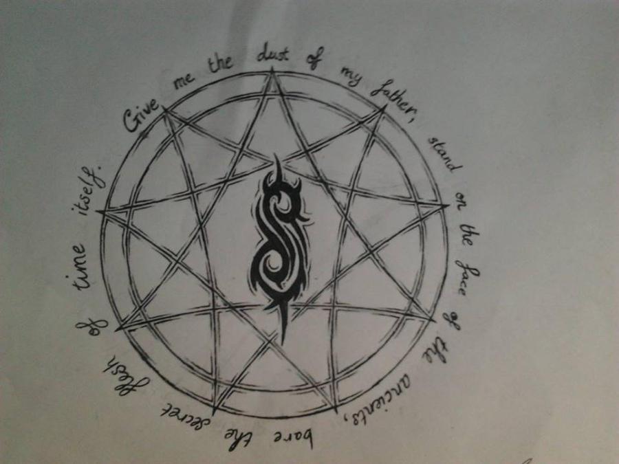 Slipknot Tattoo By Darksoundpl On Deviantart