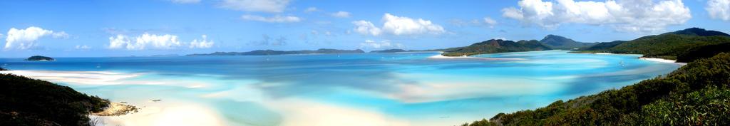 Great Barrier Reef, Australia by worldpitou