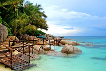 Koh Tao, Thailand by worldpitou