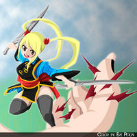 Lucy Heartfilia: Cancer Stardress, by: Eve Peron by EvePeron