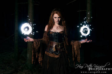 Sorceress VI by TatharielCreations
