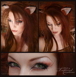 Fox - Makeup by TatharielCreations