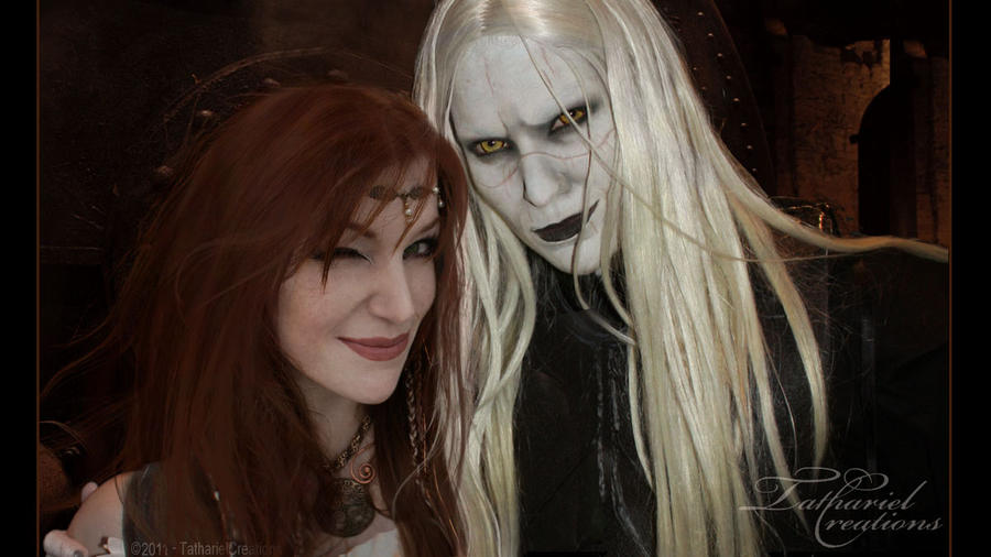 Nuada Costume - Side by side. by TatharielCreations