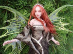 Poseable fairy lady