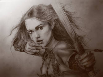 Guinevere - Keira Knightley by TatharielCreations