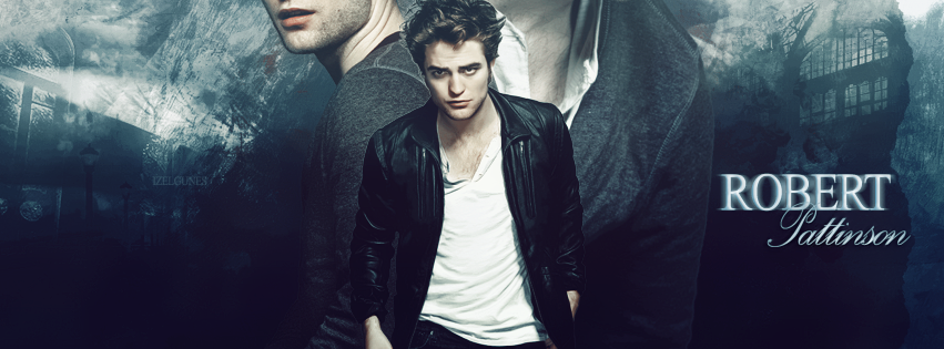 Robert Pattinson by izelgunescagrr