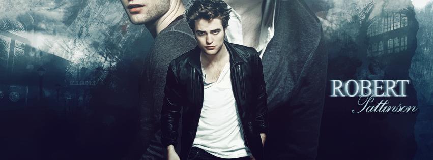 Robert Pattinson by izelgunescagrr