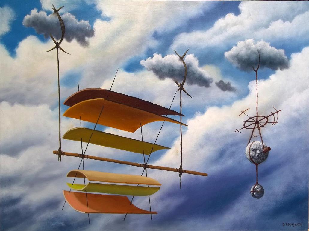 Cumulus Glider by Masscape