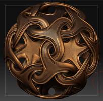 3D - Quintron by nnq2603