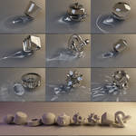 3D - Caustic Collection