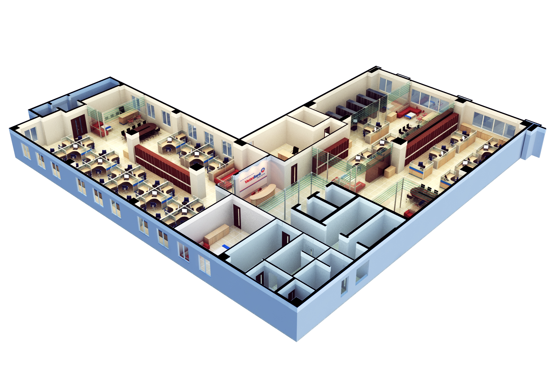 Floor Plan 3D by nnq2603