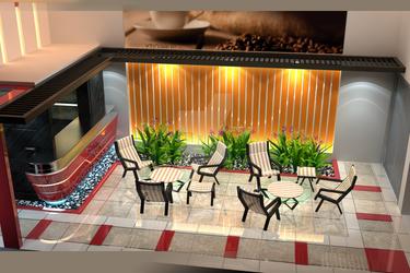 Coffee bar concept 2 by nnq2603