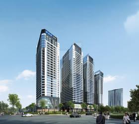 Complex building HN 2015