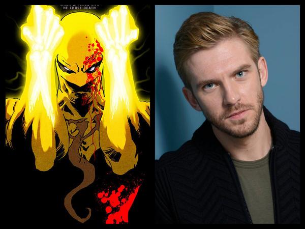 Marvel's Netflix Series Cast: Iron Fist By Myths-of