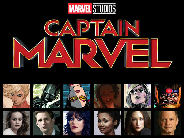 marvel film casting
