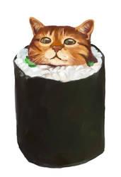 Cat maki by sakur