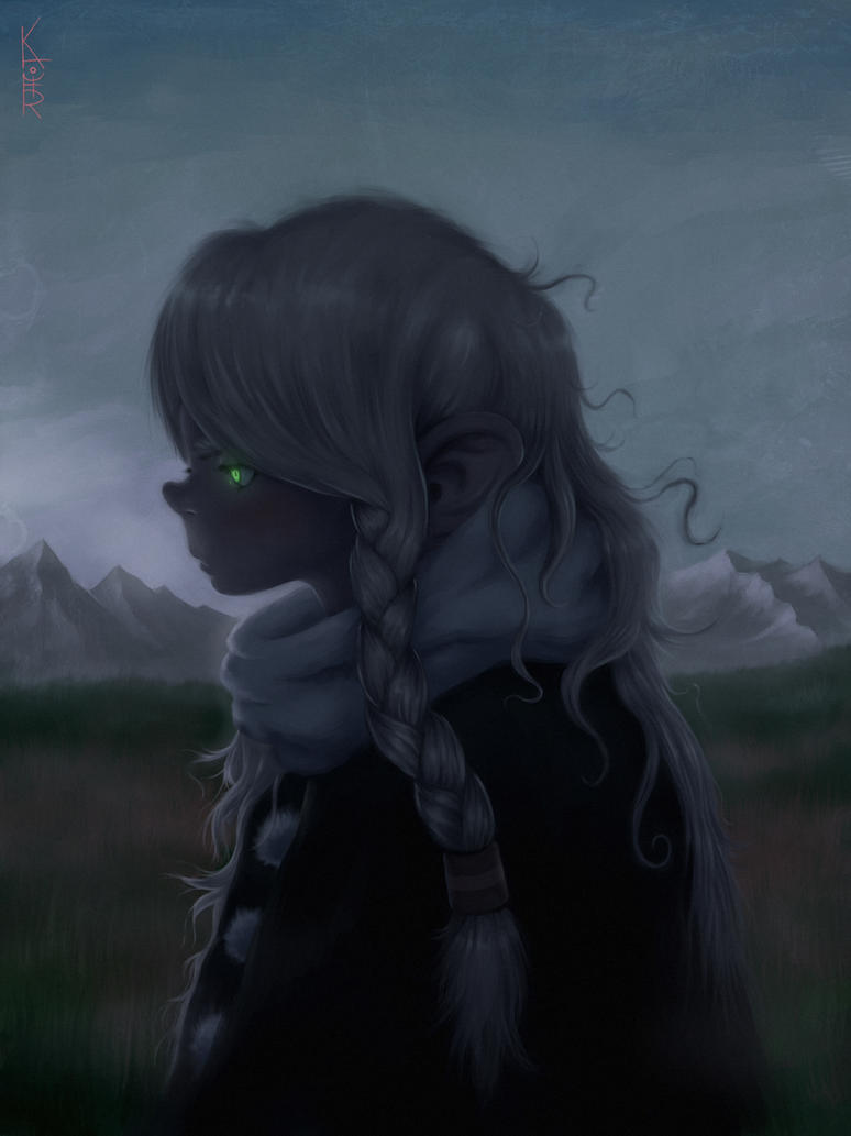 Cold Earth by Klaufir