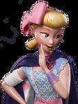 Bo Peep Transparent - Toy Story 4 by Copy1234V2