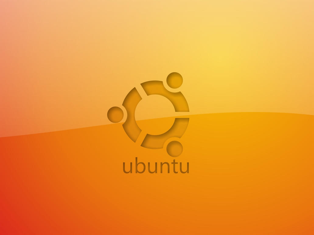 Ubuntu Logo Begins by Chico47