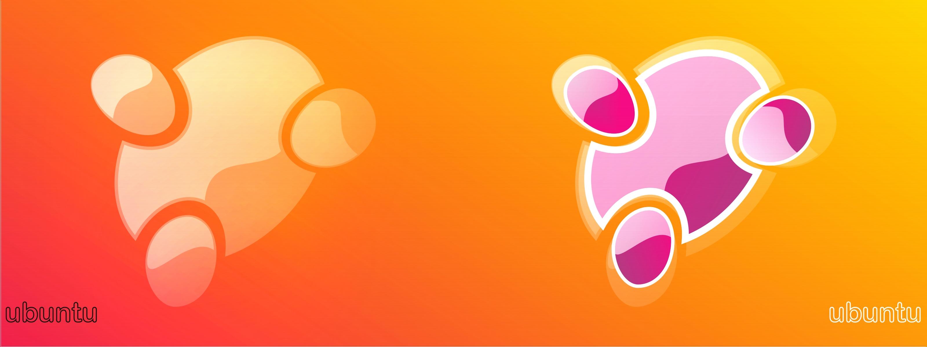 ubuntu 3200 x 1200 by Chico47