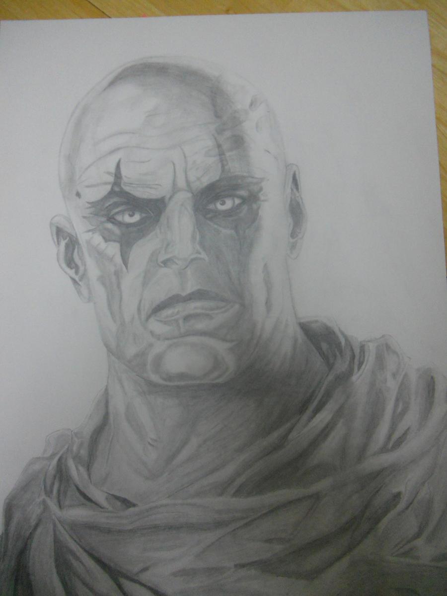 Darth Bane Pencil by Iaozu on DeviantArt