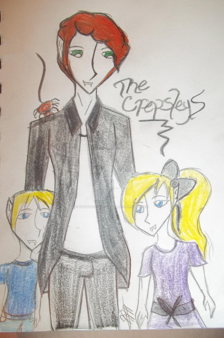 The Crepsleys by yugiohcloudfangirl