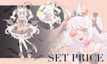 [CLOSE]Adoptable SET PRICE : Pastel Bad Angel