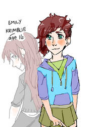 Emily Krimblie update by mexicananime06