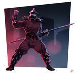 Commission: The Shredder