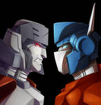Commission - Face to Face