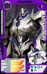 Megatron by CrashElements