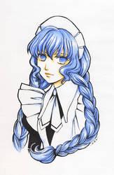 .Yuzuki. by lilie-morhiril