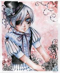 Ciel Phantomhive by lilie-morhiril