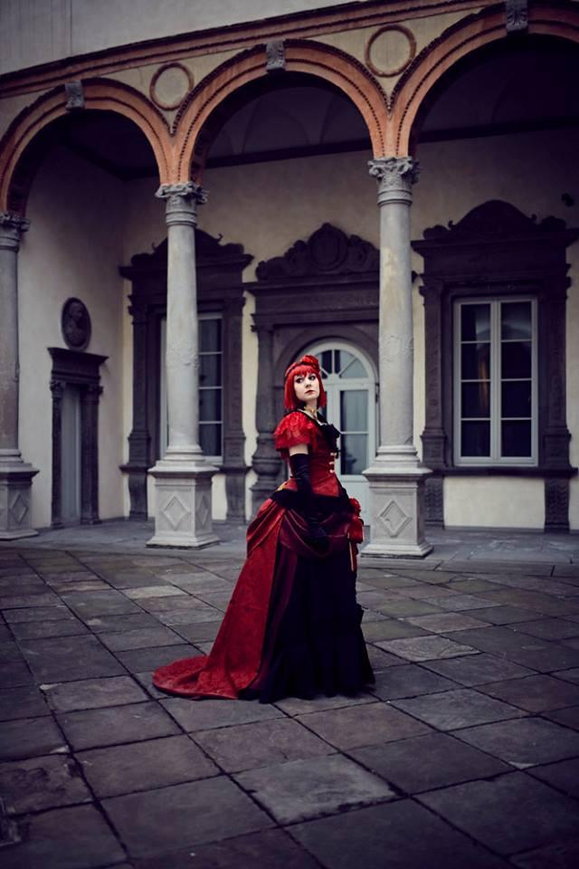 Angelina Durless Madame Red Kuroshitsuji by lilie-morhiril