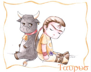 Taurus by lilie-morhiril