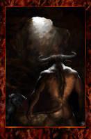 Subterranian Echoes by DarthiaWolf