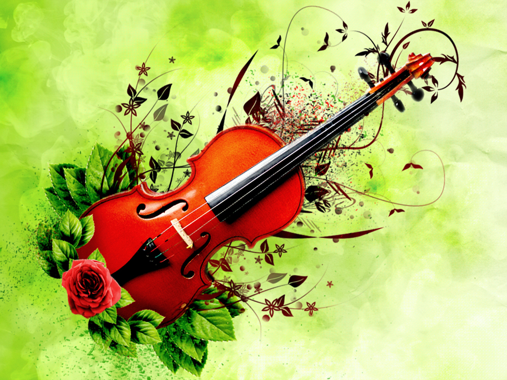 Violin abstract by gregor999 on DeviantArt