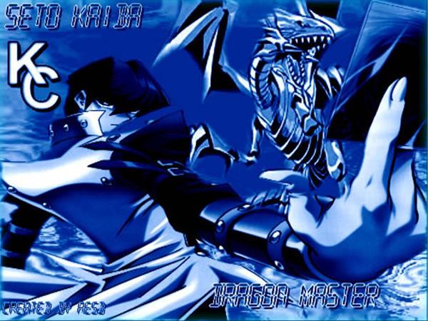 eyes wallpaper. Kaiba and Blue Eyes Wallpaper