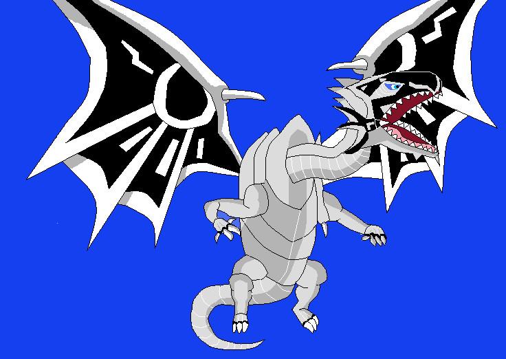 Malefic Blue-Eyes White Dragon by AESD on DeviantArt