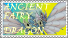 Ancient Fairy Dragon Stamp by AESD