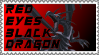 Red Eyes Black Drgn Stamp by AESD