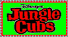 Disney's Jungle Cubs Stamp by AESD