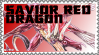 Savior Red Dragon Stamp by AESD