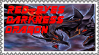Red-Eyes Darkness Dragon Stamp by AESD