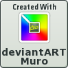deviantART Muro Button by AESD